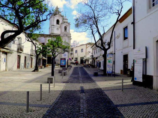 Zdjęcia: miasteczko Lagos, Algarve, Lagos, PORTUGALIA