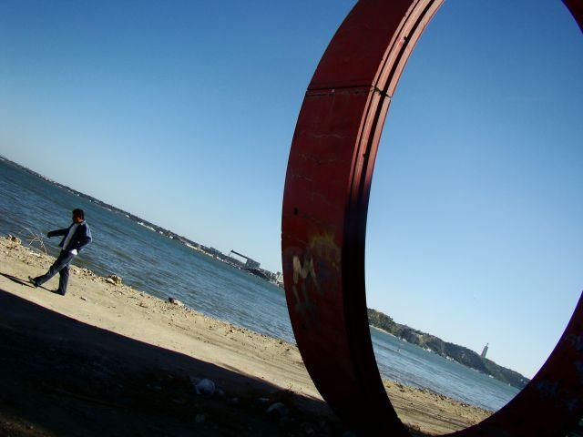 Zdjęcia: Lizbona, Toczy się to życie, jak koło, PORTUGALIA