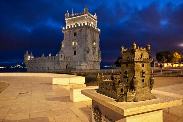 Zdjęcia: lizbona, Torre de Belem, PORTUGALIA