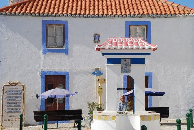 Zdjęcia: Ericeira, Dzień jak codzień , PORTUGALIA