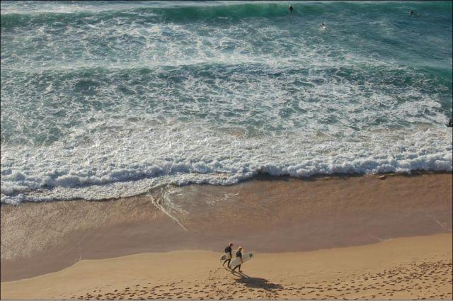Zdjęcia: Sagres, Algarve, Plaza surferow, PORTUGALIA