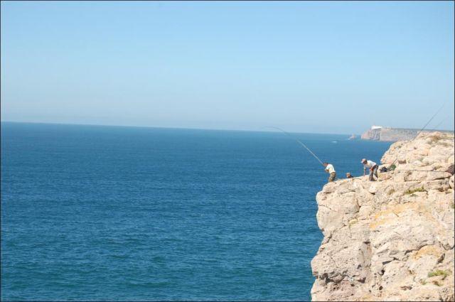 Zdjęcia: Sagres, Algarve, Na rybkach..., PORTUGALIA