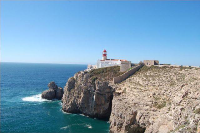 Zdjęcia: Sagres, Algarve, Przyladek św. Wincentego, PORTUGALIA