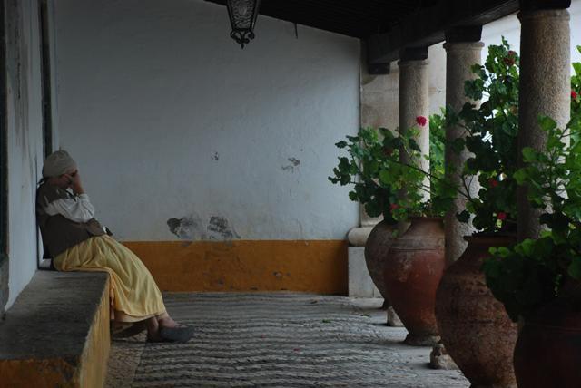 Zdjęcia: Obidos, ProfilowyPortret, PORTUGALIA