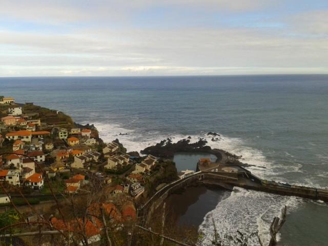 Zdjęcia: SEIXAL , ARCHIPELAG MADEIRA, SEIXAL WIDOK NA MIASTECZKO, PORTUGALIA