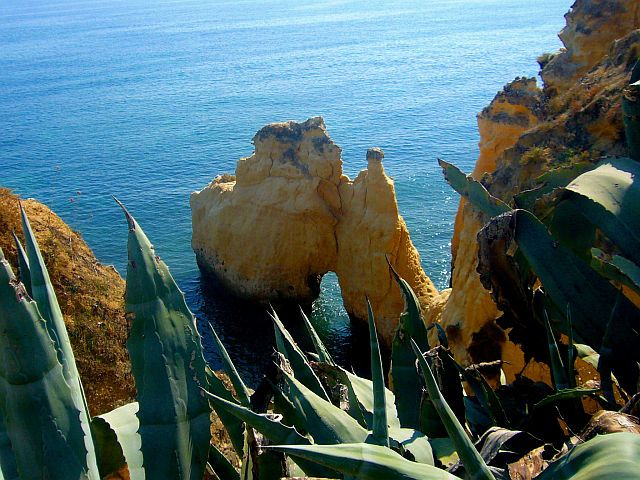 Zdj�cia: Ponta da Piedade, Algarve, Algarve 1, PORTUGALIA