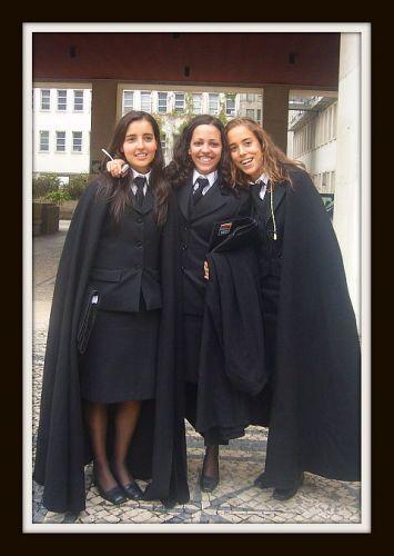 Zdjęcia: Coimbra, Minho, Portugalskie studentki, PORTUGALIA