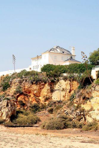 Zdjęcia: praia de rocha, algarve, domek, PORTUGALIA