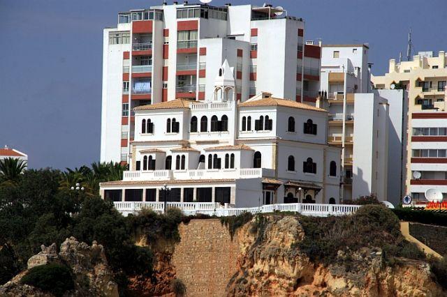 Zdj�cia: praia de rocha, algarve, hotele, PORTUGALIA