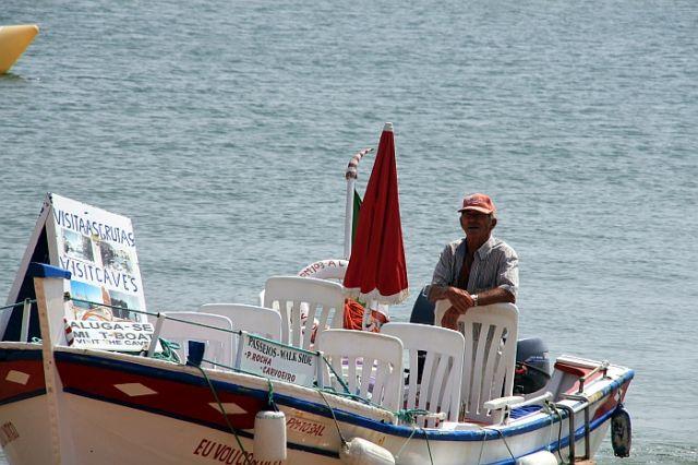 Zdjęcia: praia de rocha, algarve, kapitan, PORTUGALIA