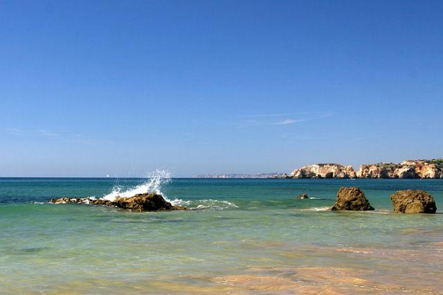 Zdjęcia: praia de rocha, algarve, na tapete, PORTUGALIA