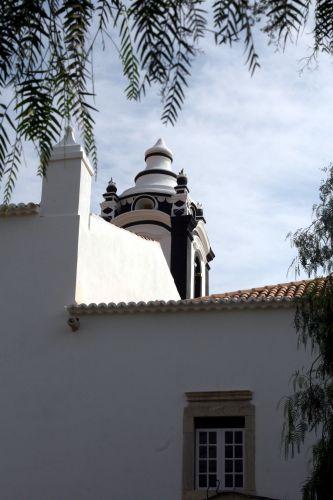 Zdjęcia: lagos, algarve, kościół w renowacji, PORTUGALIA