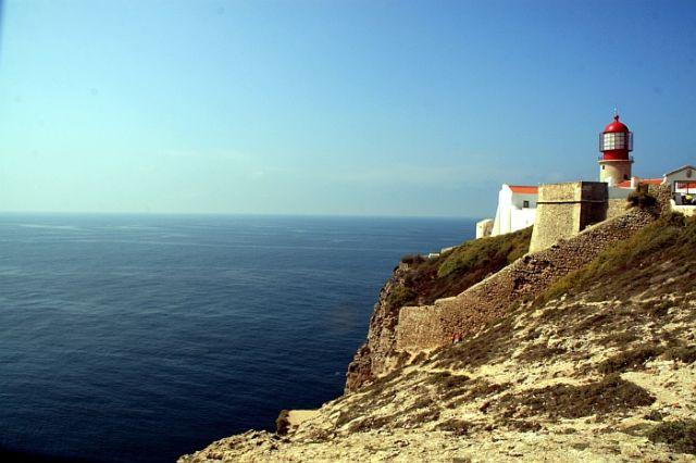 Zdjęcia: cap St Vincent, algarve, przylądek, PORTUGALIA