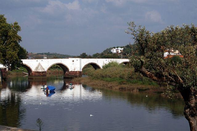 Zdjęcia: Silves, algarve, mostek, PORTUGALIA