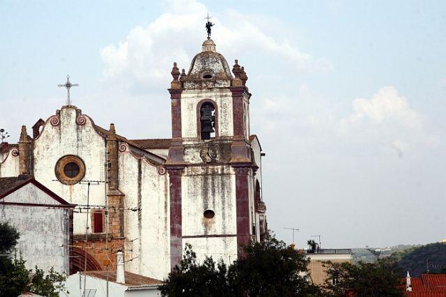 Zdj�cia: Silves, algarve, ko�ci� pi�kny a zapuszczony, PORTUGALIA