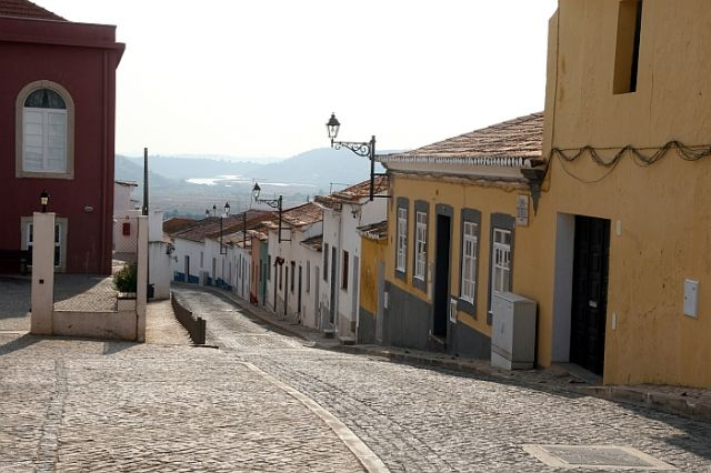 Zdj�cia: Silves, algarve, uliczka, PORTUGALIA