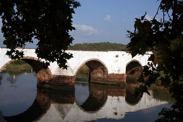 Zdjęcia: Silves, algarve, most2, PORTUGALIA