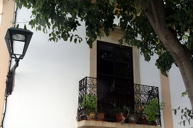 Zdjęcia: Loule, algarve, okno w narożniku, PORTUGALIA