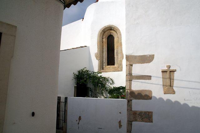Zdjęcia: Loule, algarve, balkon z latarnią, PORTUGALIA