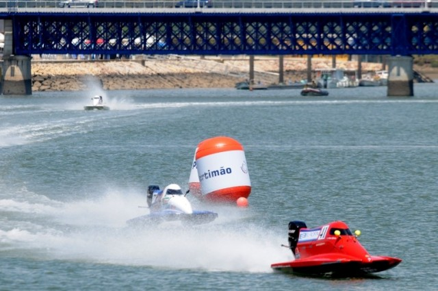 Zdjęcia: Portimão , Algarve, Grand Prix of Portugal 2011 - F1H2O World Powerboat Championship, PORTUGALIA