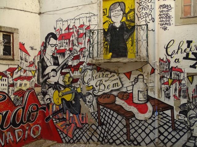 Zdjęcia: Lizbona , Centrum, Szlakiem lizbońskiego fado, PORTUGALIA