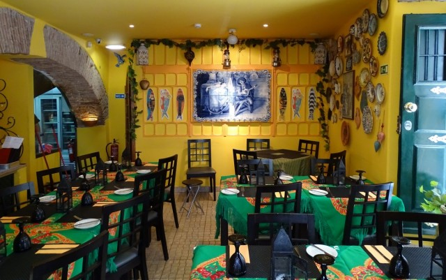 Zdjęcia: Lizbona - Alfama, Centrum, Klub fado, PORTUGALIA