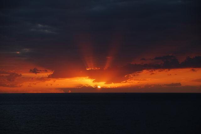 Zdjęcia: Camara de Lobos, Madera, Sun Set - Camara de Lobos, PORTUGALIA