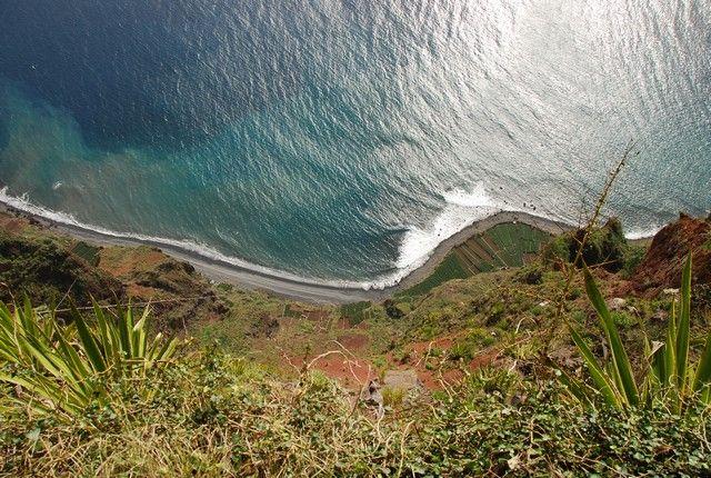 Zdj�cia: Cabo Girao, Madera, Cabo Girao 580 m.n.p.m, PORTUGALIA