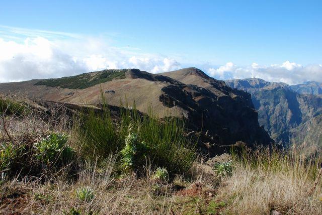 Zdjęcia: Pico do Arieiro, Madera, widok z Pico do Arieiro, PORTUGALIA
