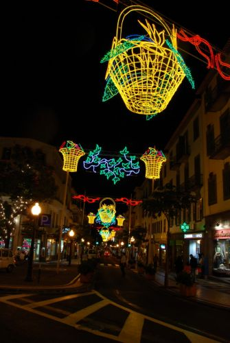 Zdjęcia: Funchal, Madera, Funchal- Rua Dr. F.Ornelas, PORTUGALIA