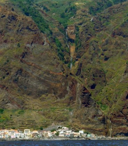 Zdjęcia: płd. wybrzeże, Madera, Madera wodospad 2, PORTUGALIA