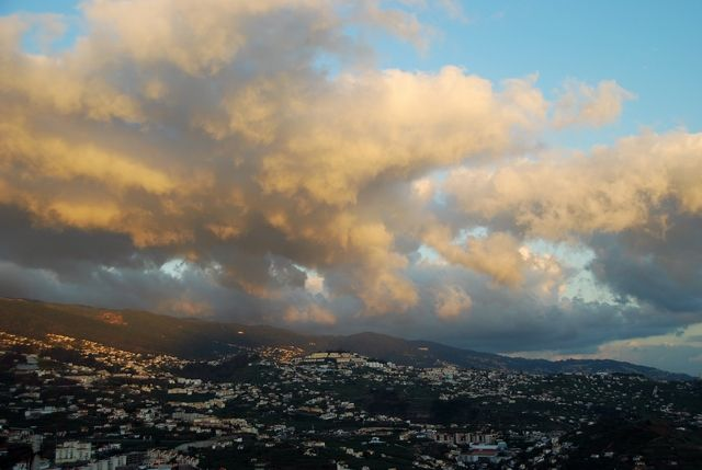 Zdjęcia: Pico da Tore, Madera, Funczal o zachodzie - pico da tore, PORTUGALIA