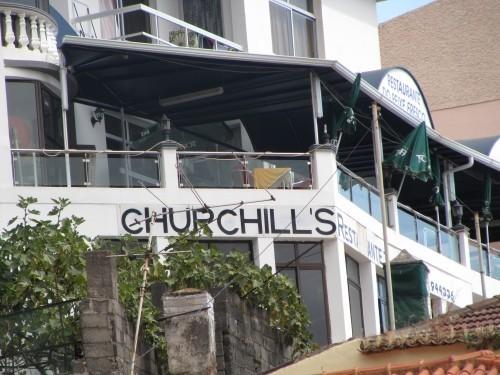 Zdjęcia: Camara do Lobos, Madera, Balkon Churchilla (do artykułu), PORTUGALIA