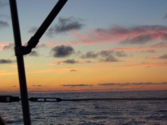 Zdjęcia: okolice Azorów, Atlantyk, Kolorowe niebo, PORTUGALIA
