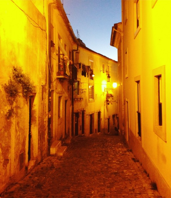 Zdjęcia: Alfama, Lizbona, Uliczki Alfamy, PORTUGALIA