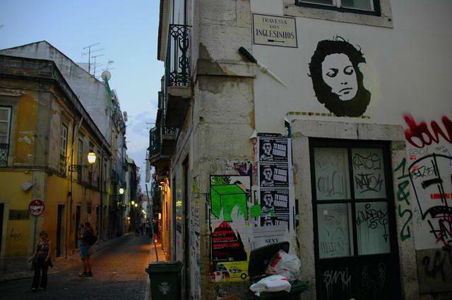 Zdjęcia: Lizbona, Stare Miasto, PORTUGALIA