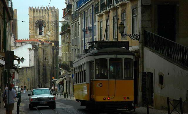 Zdjęcia: Lizbona, Stary tramwaj, PORTUGALIA