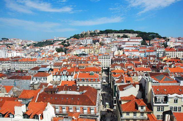 Zdjęcia: Lizbona, Panorama stolicy, PORTUGALIA