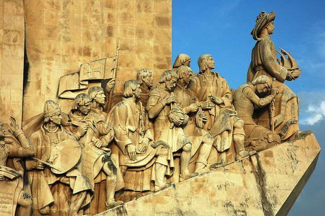 Zdjęcia: Lizbona, Odkrywcy, PORTUGALIA