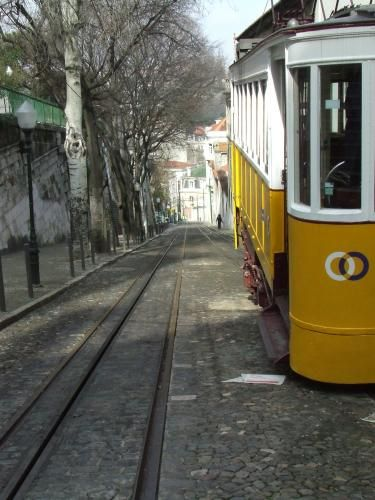 Zdjęcia: Lizbona, Lizboński Elewador, PORTUGALIA