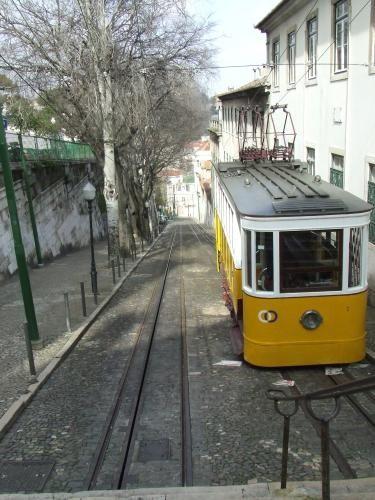 Zdj�cia: Lizbona, Lizbo�ski Elewador II, PORTUGALIA