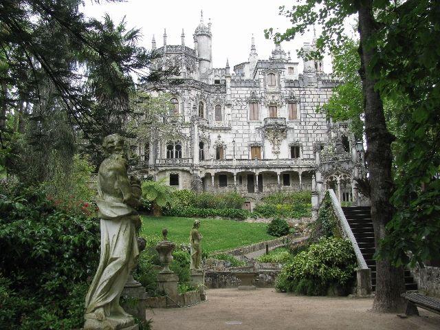 Zdjęcia: Sintra, posiadłość Regaleira 1, PORTUGALIA