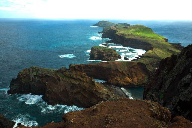 Zdjęcia: Ponta de Sao Laurenco, Madera, Ponta de Sao Laurenco, PORTUGALIA