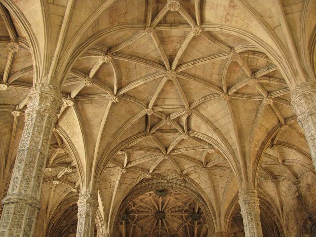 Zdjęcia: Lizbona, klasztor Hieronimitów 4, PORTUGALIA