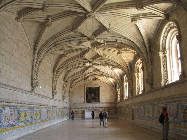 Zdj�cia: Lizbona, klasztor Hieronimit�w 7, PORTUGALIA