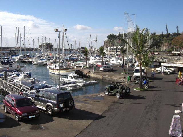 Zdjęcia: Madeira - Funchal, Port Funchal 2, PORTUGALIA