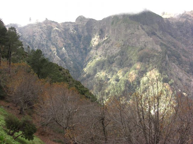 Zdjęcia: Madeira - Funchal, Góry 2, PORTUGALIA