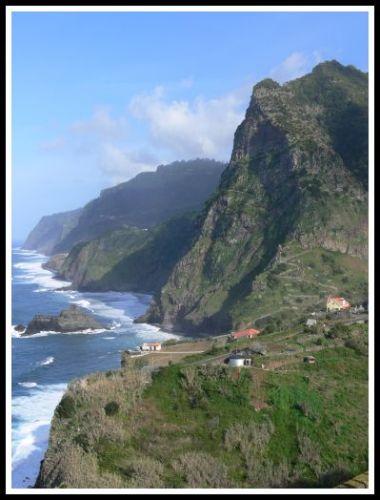 Zdjęcia: Madera, Polnocny brzeg wyspy, PORTUGALIA