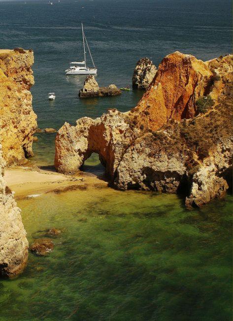 Zdjęcia: okolica Playa da Rocha, Algarve, Letnie marzenie, PORTUGALIA