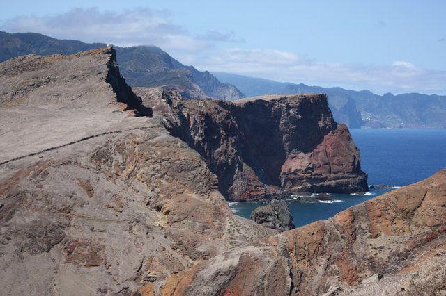 Zdjęcia: Ponta De Sao Laurenco - Madera, Ponta De Sao Laurenco, PORTUGALIA